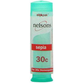 Nelsons Sepia 30C Clikpak 84's