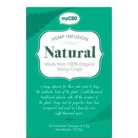 Mycbd Mycbd natural teabags