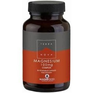 Terranova Terranova magnesium 100mg 50 caps