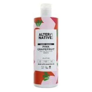 Ecoleaf by Suma Alter/Native Body Wash Pink Grapefruit 400ml