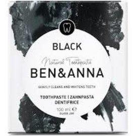 Ben and Anna Toothpaste Black 100ml