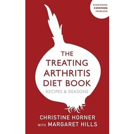 Margaret Hills The Treating Arthritis Diet Book by Christine Horner and Margaret Hills