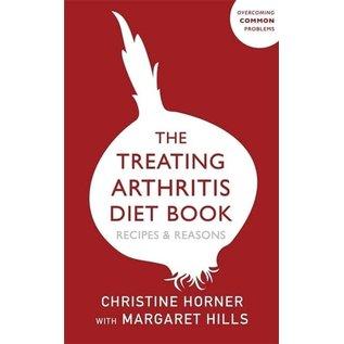 Margaret Hills The Treating Arthritis Diet Book by Christine Horner and Margaret Hills