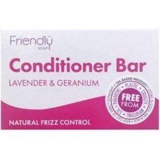 Friendly Conditioner Bar Lavender and Geranium