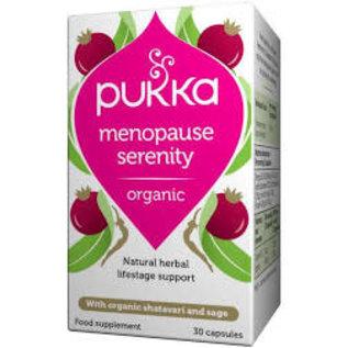 Pukka Menopause serenity 30s