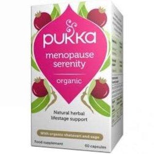 Pukka Menopause serenity 60s
