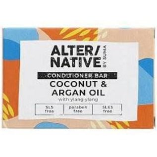 Alter/Native Conditioner Bar Coconut and Argan oil 95g