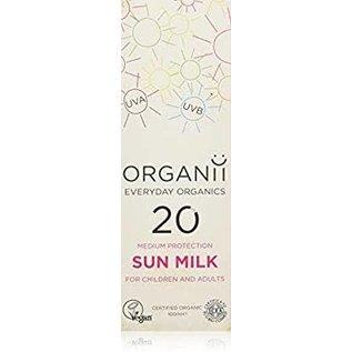 Organii Sun Milk SPF20 100ml