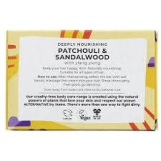 Alter/Native Conditioner Bar Patchouli and Sandalwood 95g