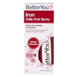 Better You Better you iron daily oral spray 25ml