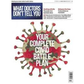 What Doctors Don't Tell You What Doctors Don't Tell You October Issue 2020