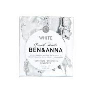 Ben And Anna Ben & Anna  Natural Toothpaste Tablets 100