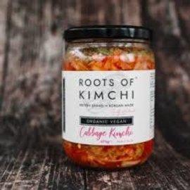 Roots of kimchi Roots Of Kimchi Organic Vegan Cabbage Kimchi 275g