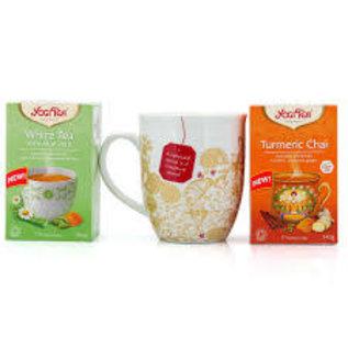 Yogi Tea Yogi Tea & Cup Gift Set