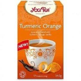 Yogi Yogi Turmeric & Orange Tea 17 bags