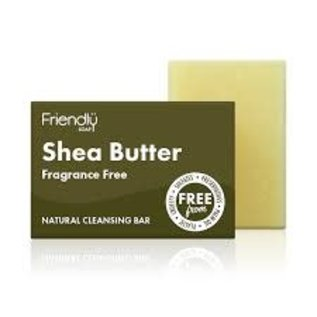 Earth Friendly Friendly Shea Butter Cleansing Bar 95g
