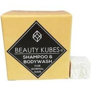 Beauty cubes Beauty Cubes Shampoo & Bodywash Plastic Free 100g