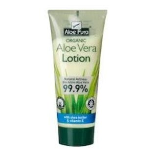 Aloe Vera Lotion with Shea Butter and Vitamin E