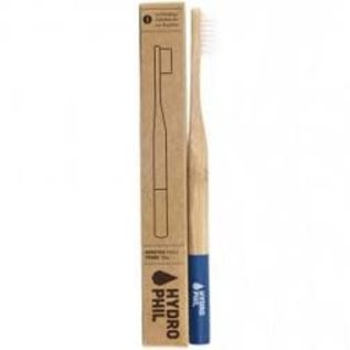 Hydrophil Hydrophilic Bamboo Toothbrush Blue Adult Soft