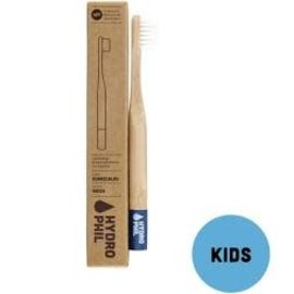 Hydrophil Hydrophil Bamboo Toothbrush Kids Blue Soft