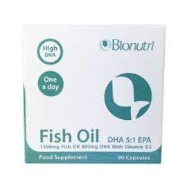 Bionutri Fish Oil DHA 5:1 EPA 90s