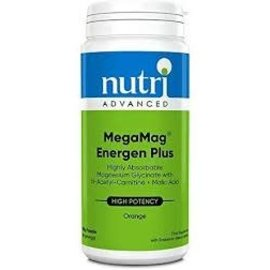 Nutri Advanced Nutri Advanced MegaMag Energen Plus 225g Raspberry