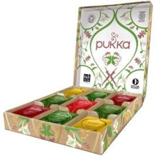 Pukka Active Tea Selection