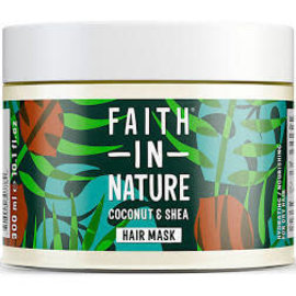 Faith In Nature Faith in Nature Hair mask Coconut & Shea 300ml