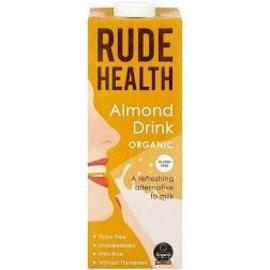 Rude Health Foods Almond Drink - Organic
