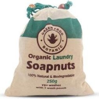 Green Frog Organic Laundry Soap Nuts 250g