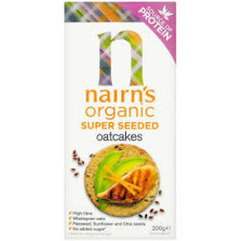 Nairns Seeded oatcakes