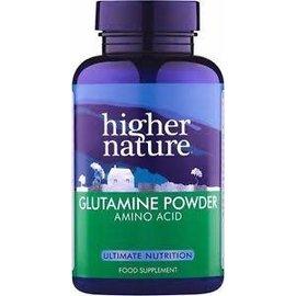 Higher Nature Glutamine powder 100g