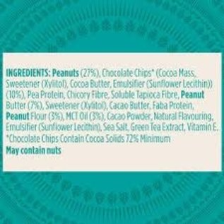 Pulsin Pulsin Keto Bar Choc Fudge & Peanut 50g