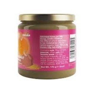 Naturya Naturya Cashew & Hazelnut Smooth Spread Vegan 170g