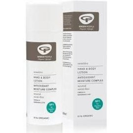 Green People Green People Leaf & Stem Scent Free Body Lotion 100ml