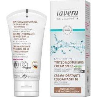 Lavera Basis tinted moisturiser