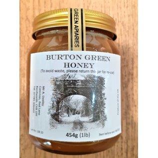 Burton Green Honey Burton Green Runny Honey 454g