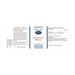 Biocare Biocare Magnesium Malate 90s