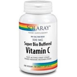 Solaray Solaray Super Bio Buffered Vitamin C 500mg 100 caps