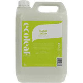 Ecoleaf by Suma Eco Leaf Hand Soap 5L