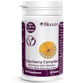 Bionutri Bionutri Elderberry Complex 30 tabs
