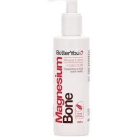 Better You Better you Magnesium & Calcium  lotion