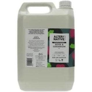 Suma Shampoo Suma Conditioner Rose & Geranium 5 Litres