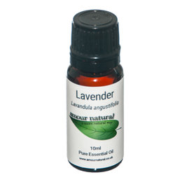 Amour Natural Amour Natural Lavender essential oil 10ml