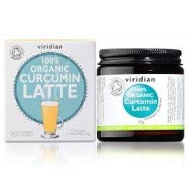 Viridian Viridian 100% Organic Curcumin Latte 3 gram