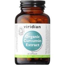 Viridian Viridian Organic Curcumin  Extract 60 Caps
