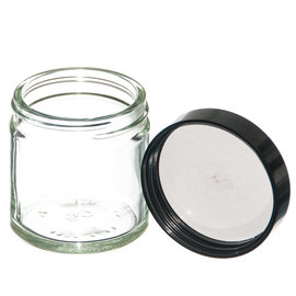 Amour Natural Empty Glass Jar 40g