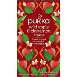 PUKKA HERBAL TEAS Pukka Apple & cinnamon tea