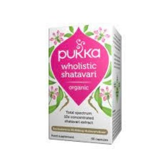 Pukka Pukka Organic Wholistic Shatavari 60s