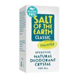a.vogel Salt of the Earth Unscented Natural Deodorant 75g Plastic Free